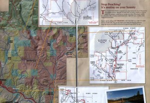 DAWGS Fishing Information-Wind River Fishing Map-1b-6-Large6a