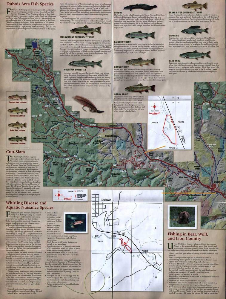 DAWGS Fishing Information-Dwags Map-1b-7
