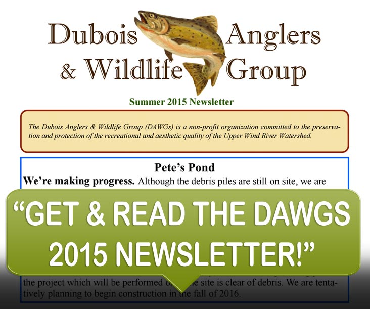 DAWGs 2015 Newsletter - Free Download
