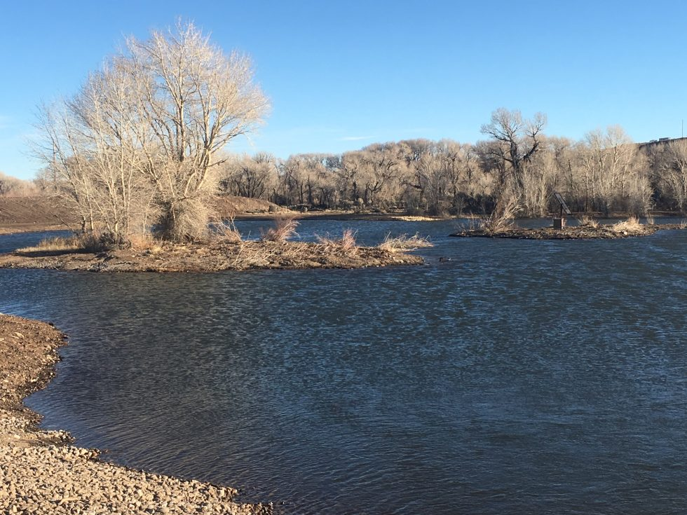January 2018 in Dubois, Wyoming Pete's Pond Update