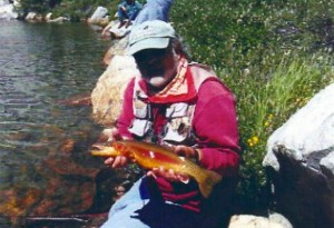 Nice Golden Trout!
